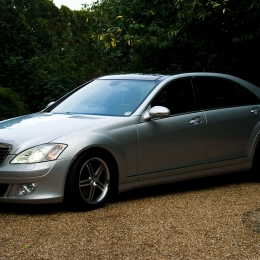 Executive Brabus Mercedes S320