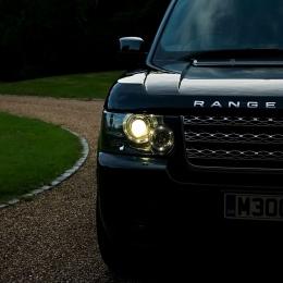 Luxury Range Rover experience