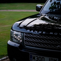 Range Rover peace of mind