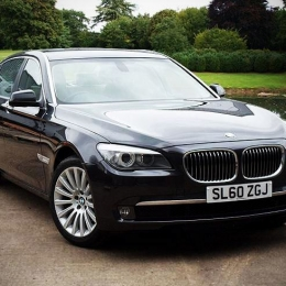 bmw 7 series prestige
