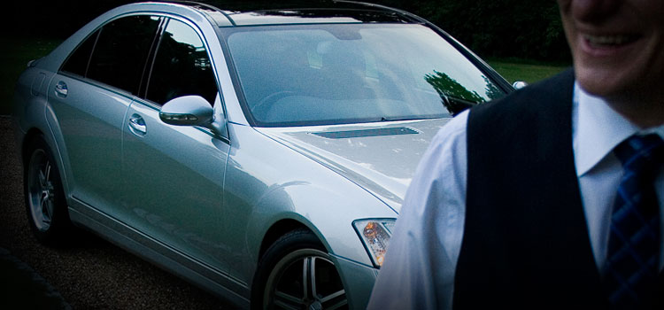 Professional chauffeur service in Tunbridge Wells